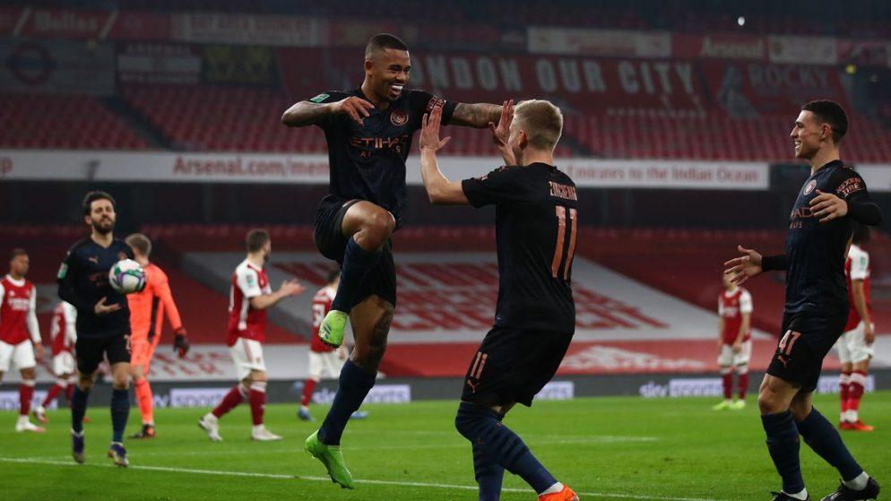 Carabao Cup Quarter-Final Review: Arsenal vs Manchester City