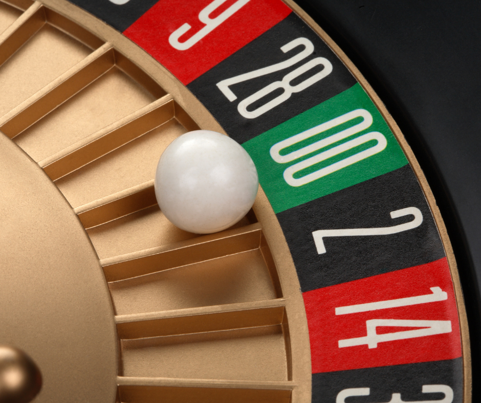 American roulette variations with double zero